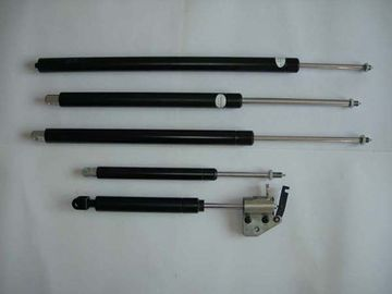 Miniature Rigid Lockable Gas Spring , Auto Nitrogen Gas Struts